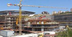 Ankara'da şantiye güvenliği
