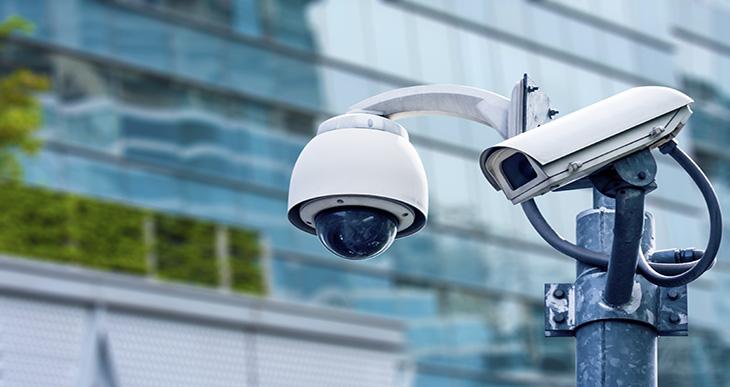 CCTV güvenlik sistemleri