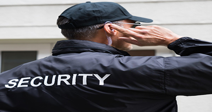 Güvenlik görevlileri