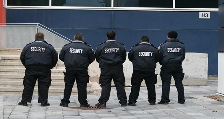 güvenlik ekibi